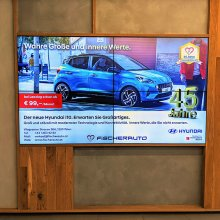 Hyundai i10 Big Screen DZ