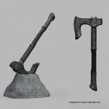 Assassin's Creed Valhalla Axe