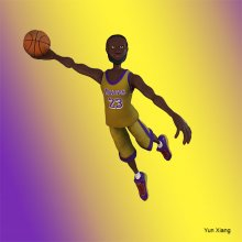 King James colored